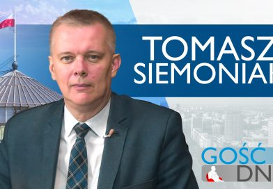 Gość Dnia – Tomasz Siemoniak