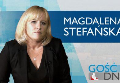 Gość Dnia – Magdalena Stefańska