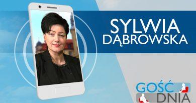Gość Dnia – Sylwia Dąbrowska