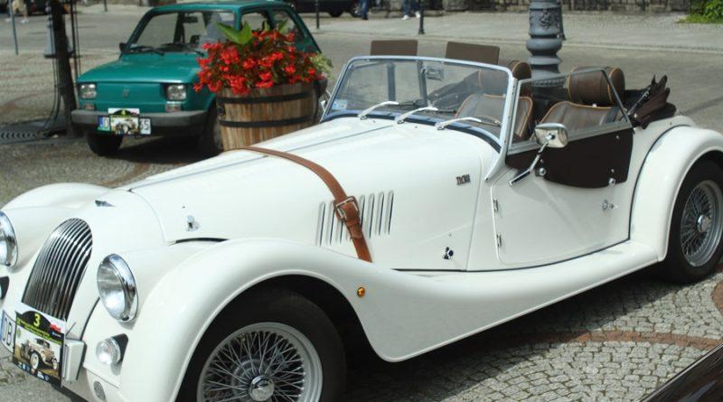 Zobaczymy Duranta, IFA P3, Renault z 1936  i wiele innych zabytkowych aut
