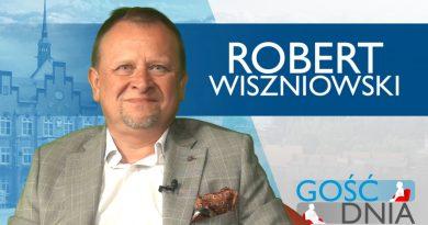 Gość Dnia – prof. dr hab. Robert Wiszniowski