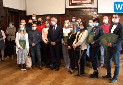 Laureaci Wałbrzyskiego Budżetu Obywatelskiego 2022