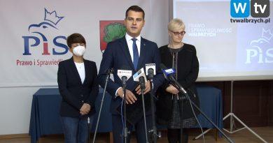 PiS odbudowuje struktury w Wałbrzychu