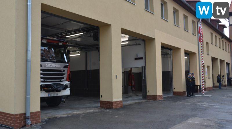 Poszerzone garaże JGR nr 1 w Wałbrzychu